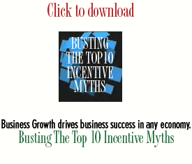 Busting the Top 10 Incentive Myths