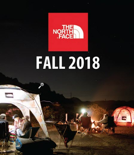 The North Face 2018